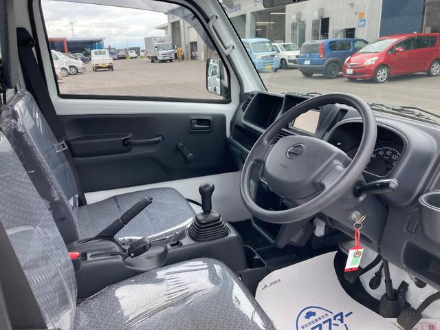 DX農繁仕様 4WD 5速マニュアル パワステ エアコン ワンセグナビ デフロック 走行距離4.8万キロ(10枚目)