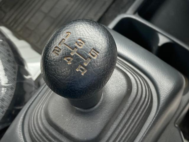 DX農繁仕様 4WD 5速マニュアル パワステ エアコン ワンセグナビ デフロック 走行距離4.8万キロ(16枚目)