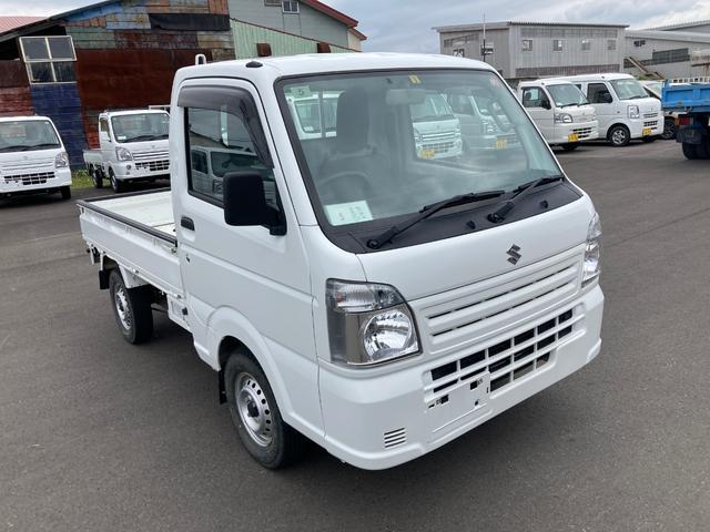 KCエアコン・パワステ 4WD オートマ ETC 走行距離6252キロ(3枚目)