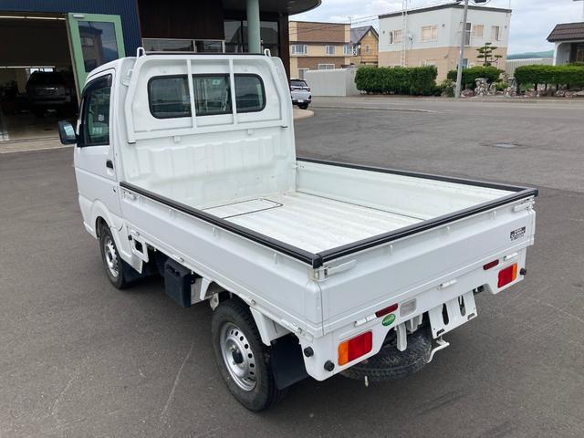 KCエアコン・パワステ 4WD オートマ ETC 走行距離6252キロ(6枚目)
