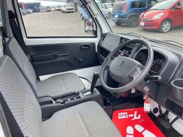 KCエアコン・パワステ 4WD オートマ ETC 走行距離6252キロ(10枚目)