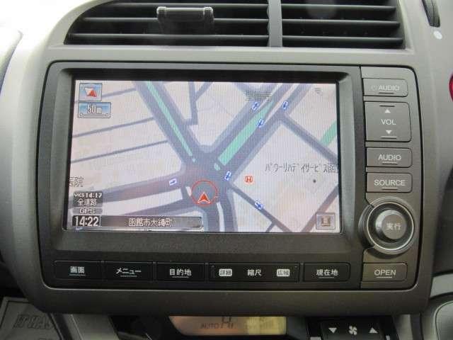 RSZ特別仕様車 HDDナビエディション4WD カメラETC(2枚目)