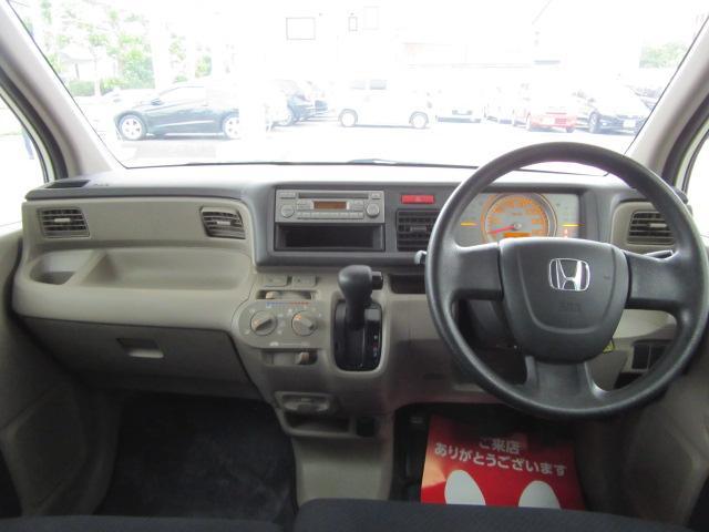 室内が広く、運転しやすいお車です♪