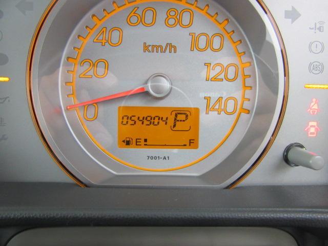 走行距離は少なめの54904kmです。