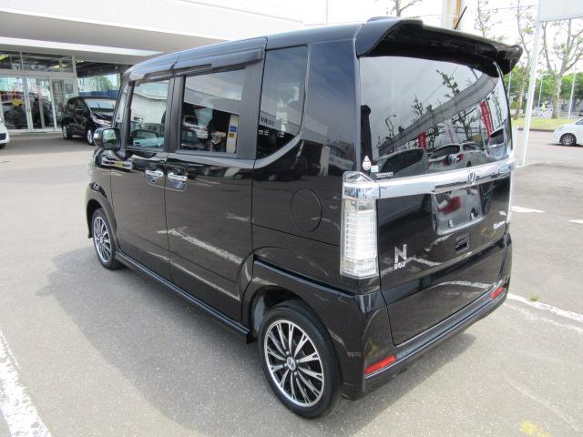 G・ターボパッケージ 4WD 両側パワスラ 新品サマ-タイヤ(4枚目)