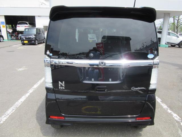 G・ターボパッケージ 4WD 両側パワスラ 新品サマ-タイヤ(5枚目)