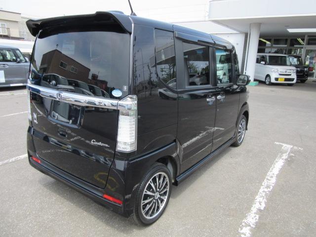 G・ターボパッケージ 4WD 両側パワスラ 新品サマ-タイヤ(6枚目)