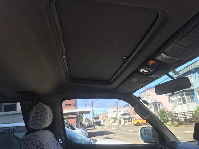 スーパーカスタムG 4WD Wサンルーフ ナビ ワンボックス(7枚目)