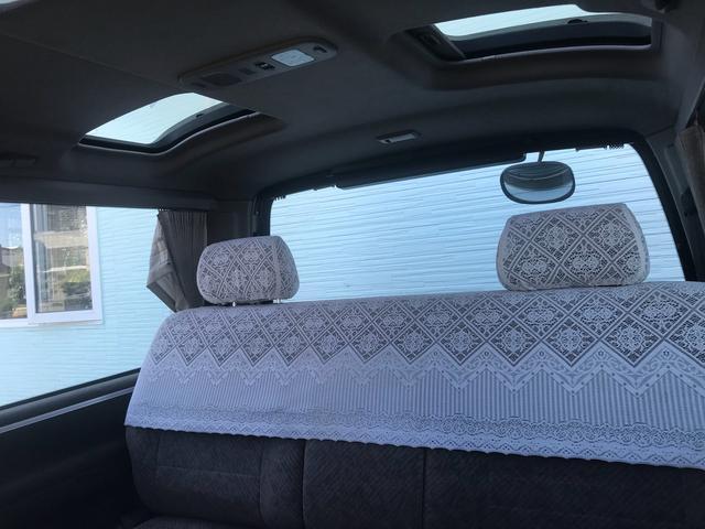 スーパーカスタムG 4WD Wサンルーフ ナビ ワンボックス(12枚目)