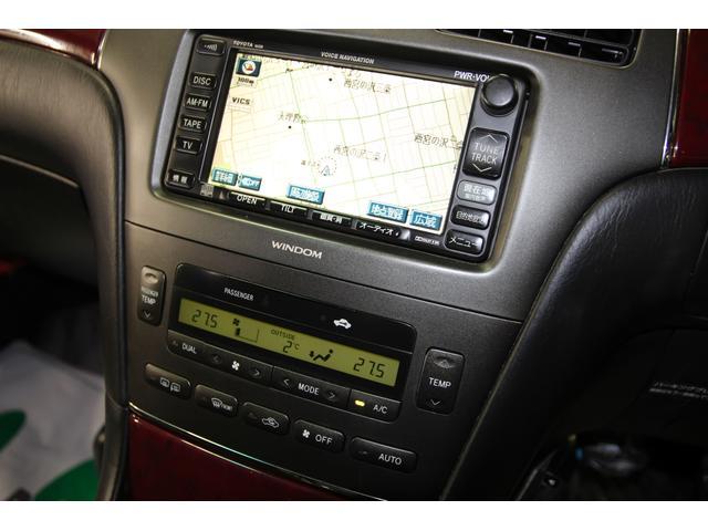 トヨタ ウィンダム 3.0G ブラックセレクション USDM仕様 ローダウン