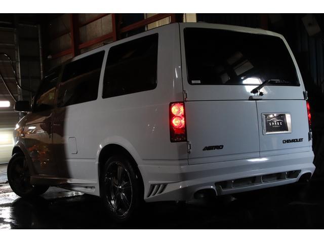 LT 4WD  GMCフェイス XENONエアロ 外20AW(9枚目)