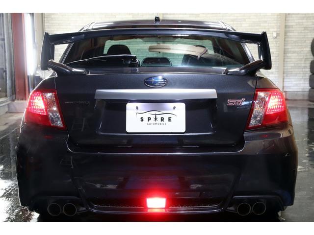WRX STI Aライン 4WD 大型ウイング ナビTV(5枚目)
