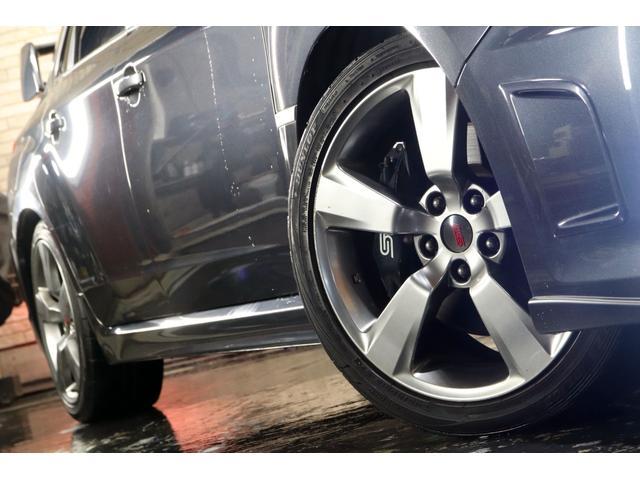 WRX STI Aライン 4WD 大型ウイング ナビTV(11枚目)