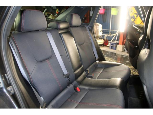 WRX STI Aライン 4WD 大型ウイング ナビTV(14枚目)