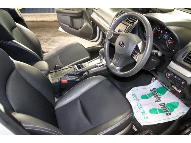 2.0i-Sアイサイト 本州仕入 上級グレード 禁煙車 Pスタート パドルシフト クルコン ハーフレザーシート パワーシート メモリーナビ DTV アイドリングS ウインカーミラー スマートキー ETC HID/LEDフォグ(11枚目)