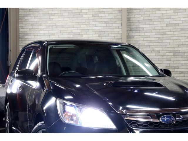 2.0GT 本州仕入 ターボ 7人乗り STIリップスポイラー リアスポ 新品4灯HID Pスタート SIドライブ ハーフレザーシート 外オーディオ Bカメラ ウインカーミラー ワイパーデアイサー スマートキー(35枚目)