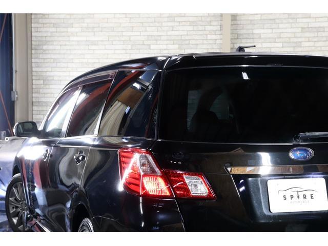 2.0GT 本州仕入 ターボ 7人乗り STIリップスポイラー リアスポ 新品4灯HID Pスタート SIドライブ ハーフレザーシート 外オーディオ Bカメラ ウインカーミラー ワイパーデアイサー スマートキー(37枚目)