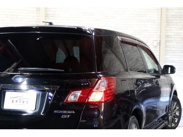 2.0GT 本州仕入 ターボ 7人乗り STIリップスポイラー リアスポ 新品4灯HID Pスタート SIドライブ ハーフレザーシート 外オーディオ Bカメラ ウインカーミラー ワイパーデアイサー スマートキー(38枚目)