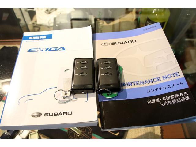 2.0GT 本州仕入 ターボ 7人乗り STIリップスポイラー リアスポ 新品4灯HID Pスタート SIドライブ ハーフレザーシート 外オーディオ Bカメラ ウインカーミラー ワイパーデアイサー スマートキー(76枚目)