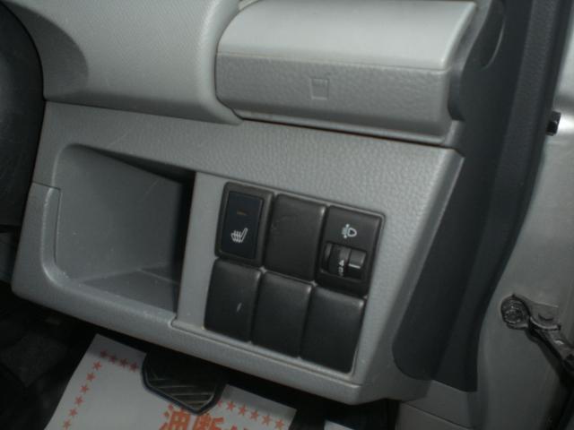 スズキ ワゴンR FX 4WD シートヒーター 純正オーディオ イモビライザー