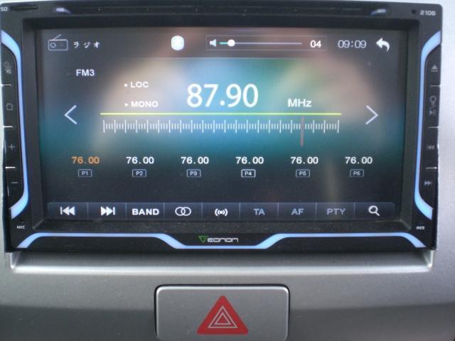 スズキ ワゴンR FX 4WD イモビ 社外オーディオ DVD可 キーレス