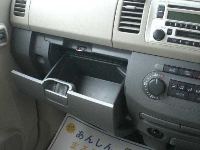 ダイハツ タント L 4WD 寒冷地仕様 純正オーディオ