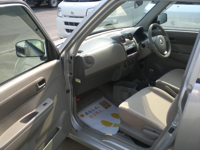 スズキ アルト G 4WD MT キーレス CDオーディオ
