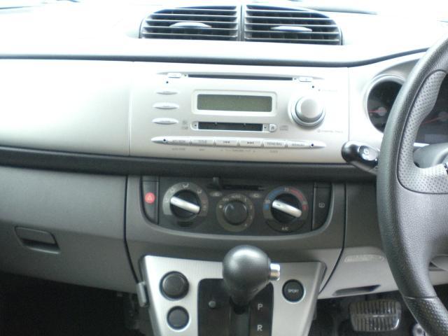 スバル ステラ カスタムRS 4WD オートマ キーレス 純正オーディオ