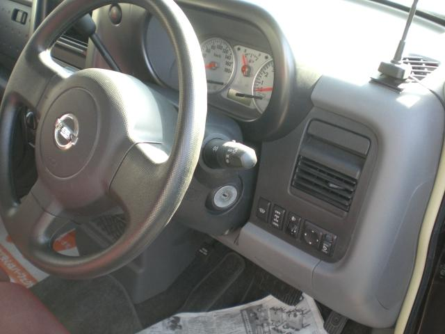 日産 キューブ 14S FOUR 4WD キーレス