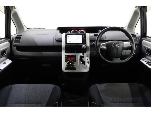 ZS 煌 純正SDナビ 後席モニター フルセグ Bluetooth バックカメラ 両パワスラ 7人乗り 2列目回転シート ETC 社外エンスタ スマートキー プッシュスタート 純正エアロ 寒冷地仕様車(9枚目)