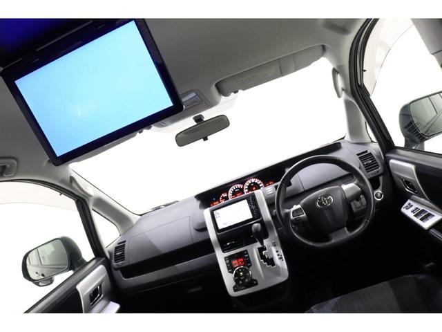ZS 煌 純正SDナビ 後席モニター フルセグ Bluetooth バックカメラ 両パワスラ 7人乗り 2列目回転シート ETC 社外エンスタ スマートキー プッシュスタート 純正エアロ 寒冷地仕様車(13枚目)