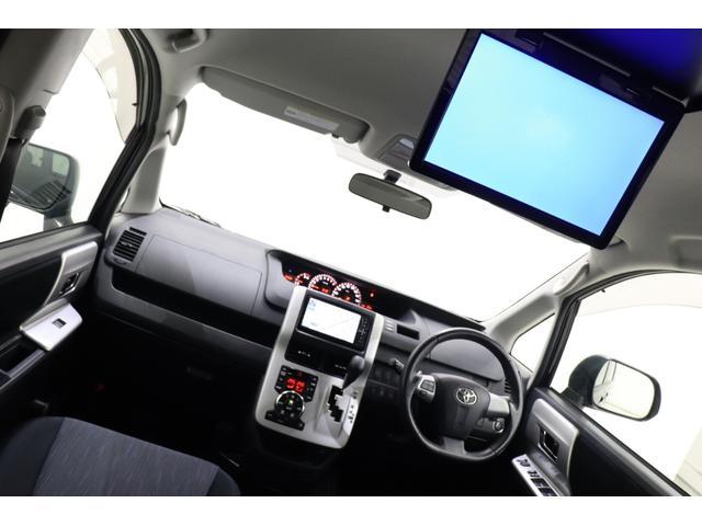 ZS 煌 純正SDナビ 後席モニター フルセグ Bluetooth バックカメラ 両パワスラ 7人乗り 2列目回転シート ETC 社外エンスタ スマートキー プッシュスタート 純正エアロ 寒冷地仕様車(50枚目)