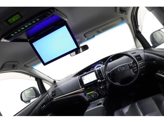 アエラス レザーパッケージ ワンオーナー 純正HDDナビ フルセグ 後席モニター バックカメラ Bluetooth 両パワスラ  電動バックドア レザーシート シートヒーター リアヒーター クルコン ETC 純正エンスタ 寒冷地(14枚目)