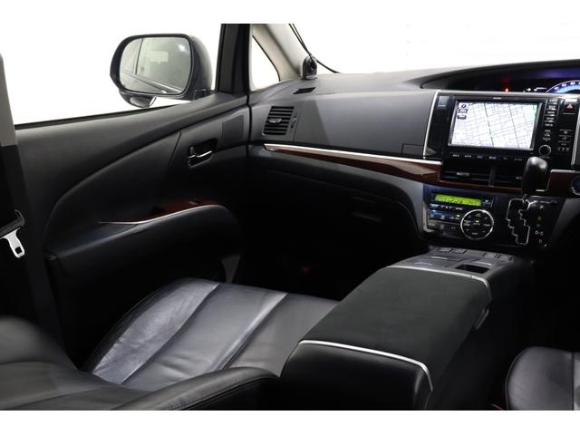 アエラス レザーパッケージ ワンオーナー 純正HDDナビ フルセグ 後席モニター バックカメラ Bluetooth 両パワスラ  電動バックドア レザーシート シートヒーター リアヒーター クルコン ETC 純正エンスタ 寒冷地(32枚目)