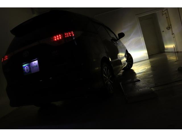 アエラス レザーパッケージ ワンオーナー 純正HDDナビ フルセグ 後席モニター バックカメラ Bluetooth 両パワスラ  電動バックドア レザーシート シートヒーター リアヒーター クルコン ETC 純正エンスタ 寒冷地(59枚目)