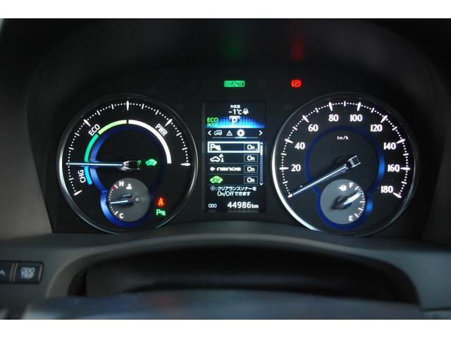 エグゼクティブラウンジ4WD 全方位カメラ SR 革Pシート(19枚目)