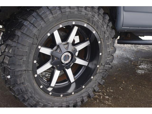 4WD 8ナンバー リフトUP 20インチタイヤホイール(15枚目)