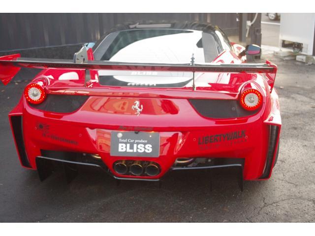 「フェラーリ」「458イタリア」「クーペ」「北海道」の中古車9