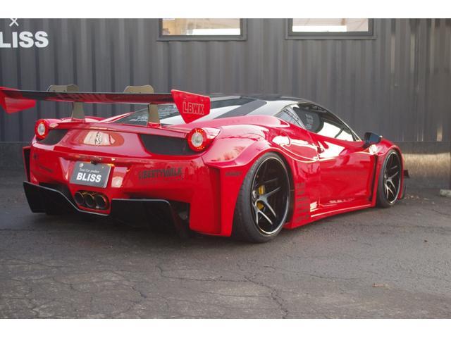 「フェラーリ」「458イタリア」「クーペ」「北海道」の中古車11