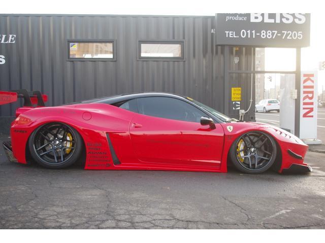 「フェラーリ」「458イタリア」「クーペ」「北海道」の中古車12