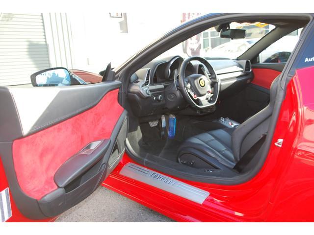 「フェラーリ」「458イタリア」「クーペ」「北海道」の中古車18