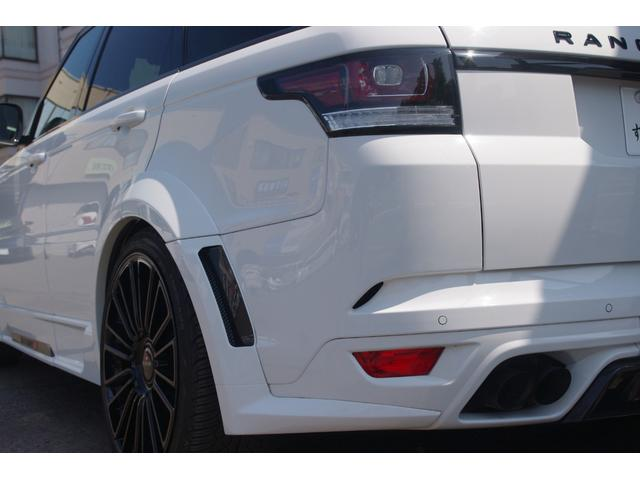 「ランドローバー」「レンジローバースポーツ」「SUV・クロカン」「北海道」の中古車19