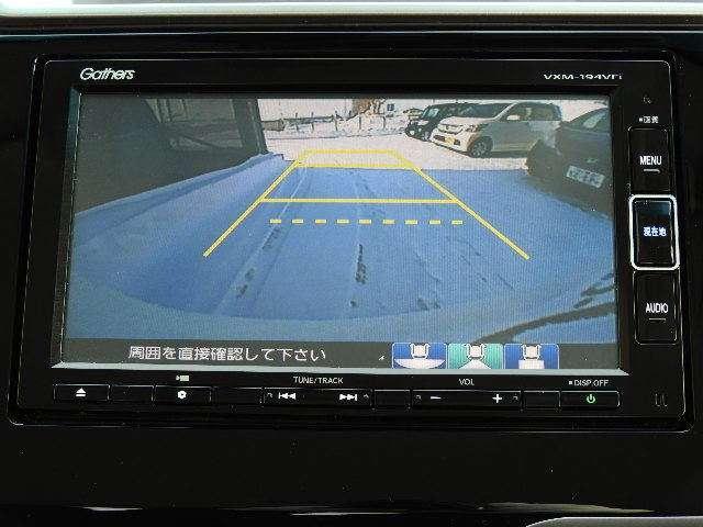 13G・L ホンダセンシング サポカーS ナビ リアカメラ 4WD(4枚目)