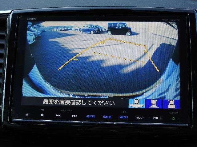 アブソルート・ホンダセンシング サポカーS ナビ リアカメラ 4WD(4枚目)