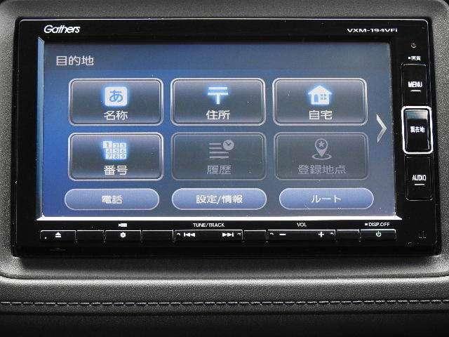 X・ホンダセンシング サポカーS ナビ リアカメラ 4WD(2枚目)