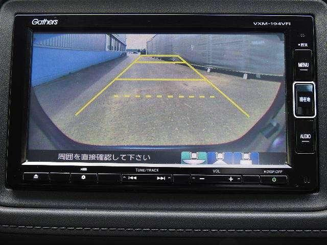 X・ホンダセンシング サポカーS ナビ リアカメラ 4WD(3枚目)