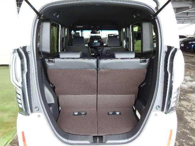 G・EXターボホンダセンシング サポカーS ETC 4WD(17枚目)