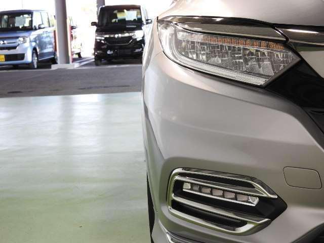 ハイブリッドZ・ホンダセンシング サポカーS ナビ ドラレコ 4WD(9枚目)