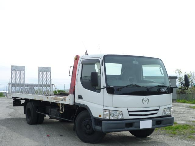セーフティローダー積載車ラジコンNOx・PM適合ディーラ整備(13枚目)
