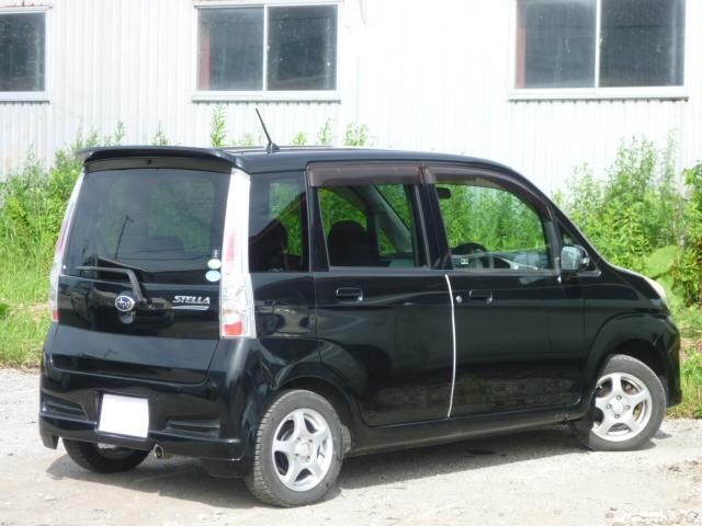カスタムR 4WD 本州仕入 ディーラー整備1年保証付(2枚目)